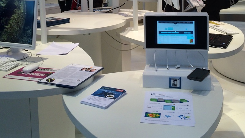 IPlytics at the CeBIT fair 2015