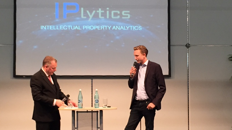 New methods of patent analysis – IPlytics participates at iENA 2015, Nuremberg