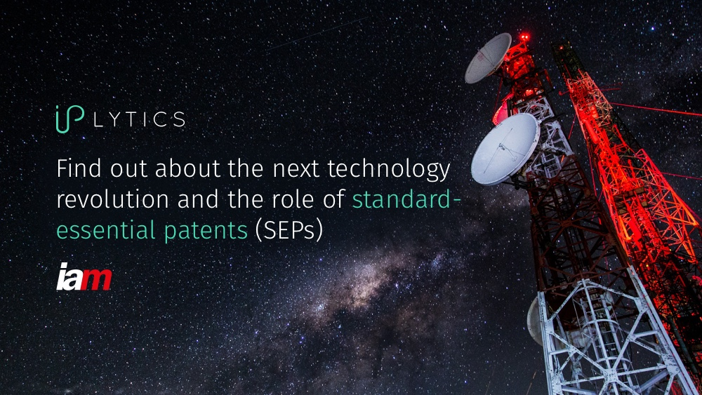 Webinar Summary on the role of patents and standards