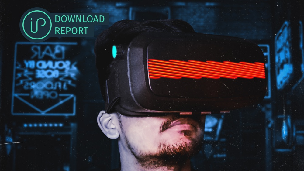 Extended reality technology patents suggests market revival