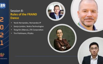 Slides and Recording of LESI Annual Conference Panel: Rules of the FRAND Dance